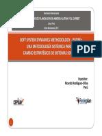 CEPLAN - SSDM teoría y aplicación