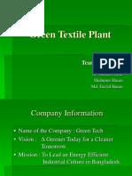 39283494 Green Textile Plant