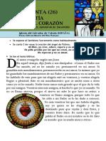 HORA SANTA Con San Pedro Julián Eymard. La Eucaristía Centro Del Corazón (26)