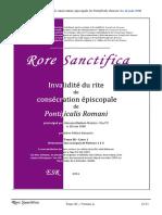 Rore Sanctifica Tome3 Volume1