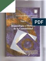 Cosmovision Historia y Prospectiva de La Contabilidad