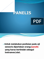 Panel Is