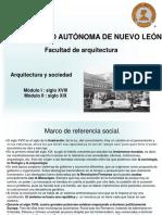sigloXVIII y XIX arquitectura y sociedad.pdf