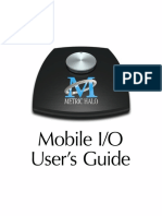 Mobile i o Users Guide