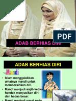 ADAB BERHIAS DIRI.ppt