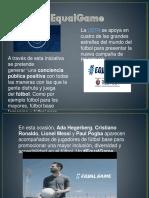 Campañas de La UEFA