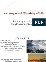 origin of life.ppt