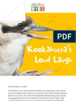Kookaburra's Loud Laugh