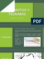 Maremotos y Tsunamis