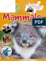Nature Watch Mammals