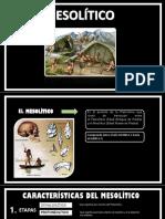 Mesolítico y Neolítico