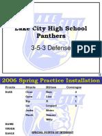 353 Defense Lake City HS