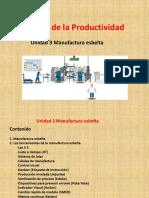 Unidad 3 Manufactura esbelta.ppsx