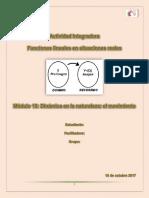 M19 S1 AI2 Funciones Lineales en Situaciones Reales