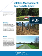 Vegetation Management Poster