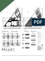 Ejemplo Plano Estructural