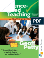 2009 G.petty - Evidence Based Teaching - A Practice Guide