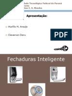 Panorama Atual Das Telecomunicações- Fechadura Kevo