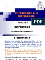 Unidad 1-2. Introducción a la biofarm-Conceptos