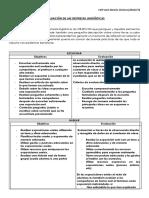 Plantilla Evaluación Destrezas Lingüísticas