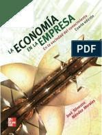 La Economia en La Empresa en La - Jose Silvestre Mendez Morales