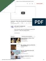 Cantinero - Katy Jara y Banda Mix (Videoclip Oficial) - YouTube