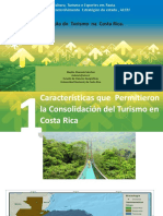 Evolução do Turismo na Costa Rica