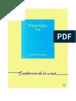 Utilización de La Informatica en Arqueologia-Corologia