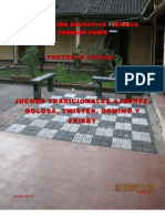 Proyecto Ludico en La Asignatura de Artistica Completo 2010