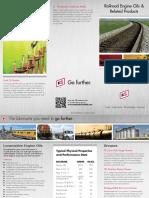 Railroad Engine Oil Brochure_2012