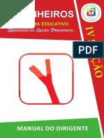 IV SECÇÃO- Caminheiros - Manual de Apoio à formação - Escuteiros - v1.0