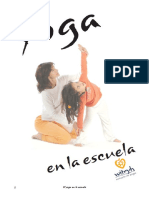Yoga en La Escuela I
