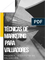 Técnicas de Marketing Para Valuadores