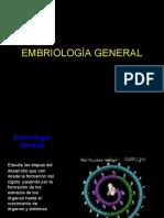 Embriología general