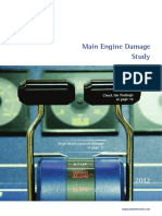 Main Engine Damage Study 2012 Orig