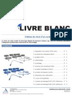 Livre Blanc Cordons de Brassage Ethernet Rj45