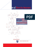 an overview of diversity awareness