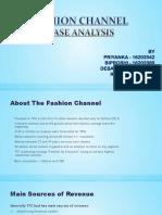Fashion Channel Cb Case