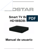 100009 Smart Tv y Sintonizador Digital Isdbt