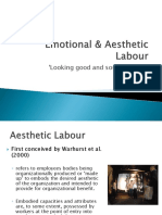 emotional & aesthetic labour.pptx