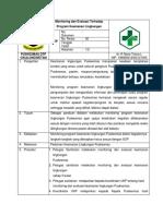 8.5.3.4 Sop Monitoring Dan Evaluasi Terhadap Program Keamanan Lingkungan