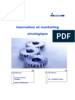 Innovation et Marketing Stratégique.doc