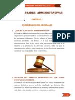 administrativo peruano
