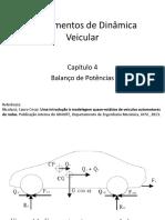 Cap 04-Balanco de Potencias
