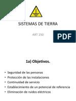 -Sistemas de Tierra Art 250