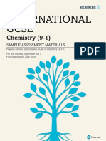 Igcse Chemistry 2017 Sam