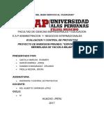 proyecto privado alas peruanas