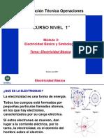 Electricidad Básica y Simbología V2