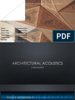 215368679-Architectural-Acoustics-Superconductivity.pptx