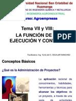 Adm. Proyectosvii y Viii